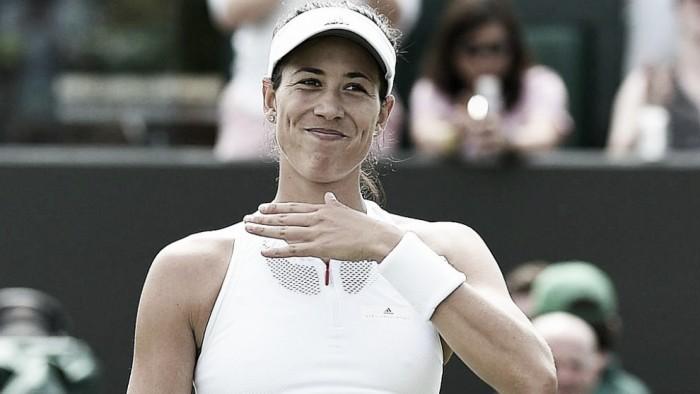 Actualización Ránking WTA 31 de Julio de 2017: Muguruza se mantiene a un paso del top tres