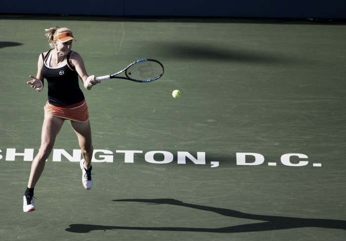 Makarova conquista en Washington su primer título de 2017