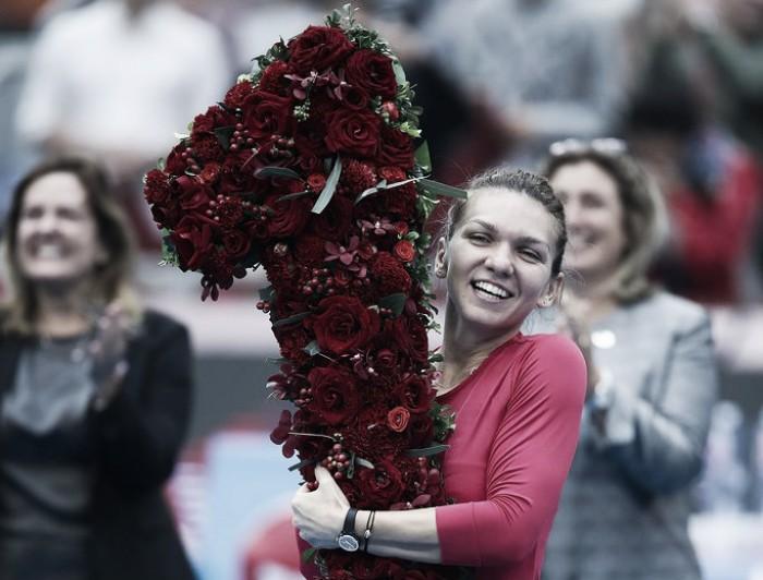 Actualización ránking WTA 9 de Octubre de 2017: Simona Halep abraza la cima