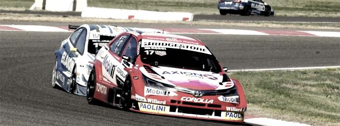 Rossi triunfó en la clasificatoria