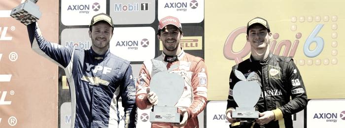 Rossi se floreó en General Roca y Ardusso es casi campeón