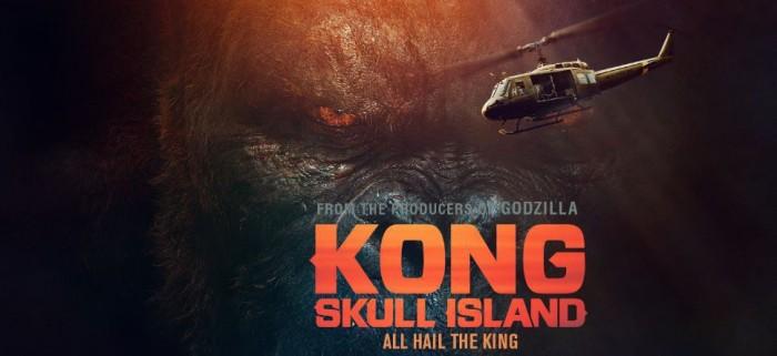 """Crítica de """"Kong: La isla calavera"""""""