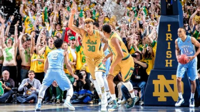 Shocker In South Bend: Balanced Offensive Attack Leads Notre Dame To Another Stunning Upset