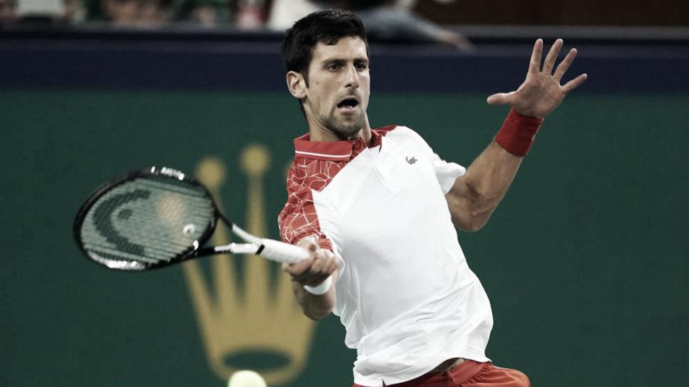 Djokovic sumó su decimocuarta victoria al hilo y sueña con ser Nº1 de nuevo
