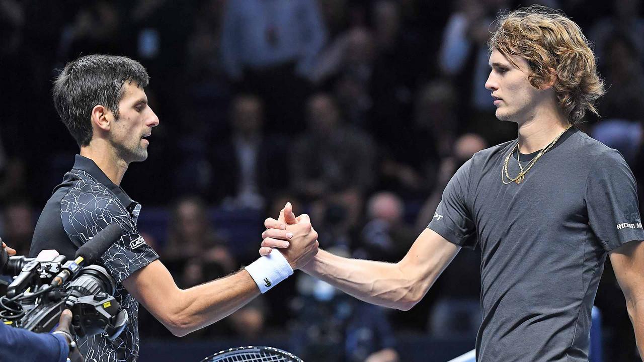 Highlights: Djokovic 1-2 Zverev in Olympics Tennis Semifinal