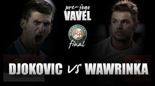 Roland Garros: Djokovic per il trono, Wawrinka per il colpo