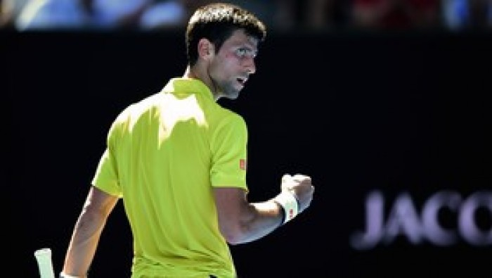 Australian Open: Novak Djokovic Cruises Past Hyeon Chung In Straight Sets Victory