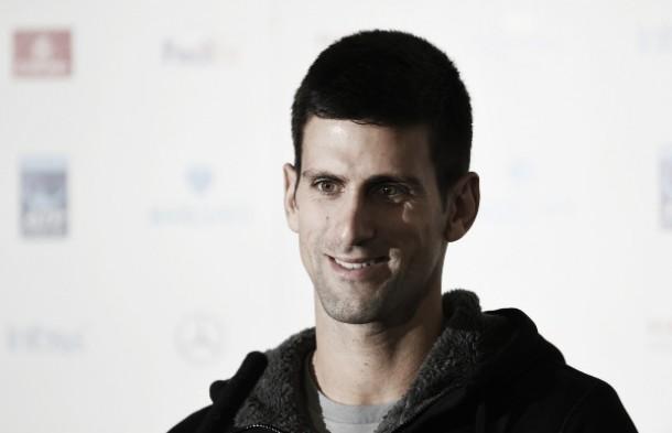 """Novak Djokovic: """"No me siento invencible pero sí muy superior"""""""