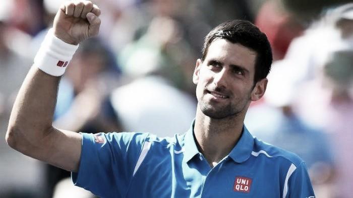 Djokovic se consagró en Indian Wells