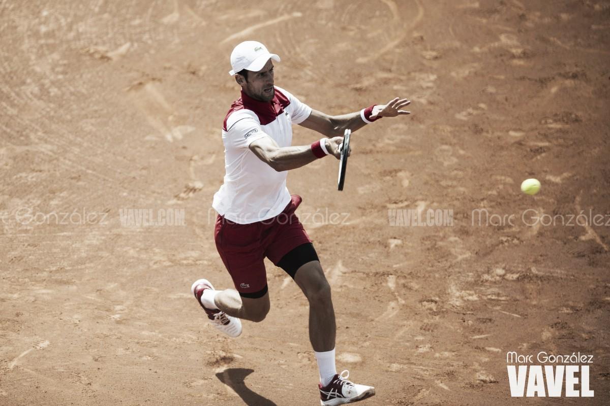 Djokovic pone primera en Madrid