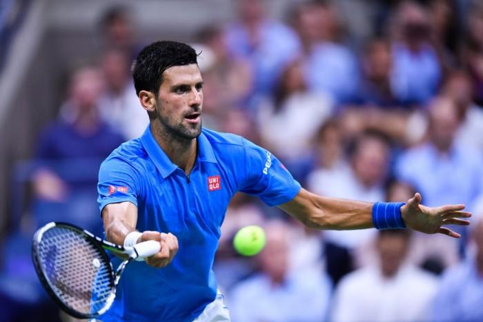 Tennis, ATP - Il 2017 di Djokovic