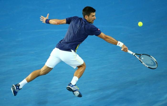 Australian Open maschile: domani in campo Federer e Djokovic
