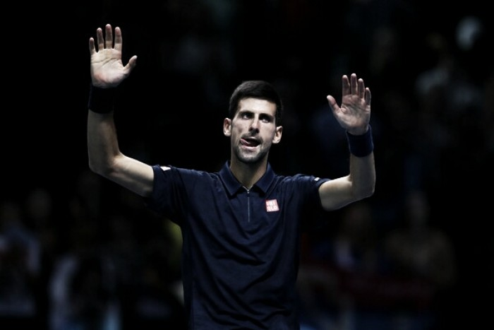ATP World Tour Finals 2016: Novak Djokovic overcomes shaky start to defeat Dominic Thiem