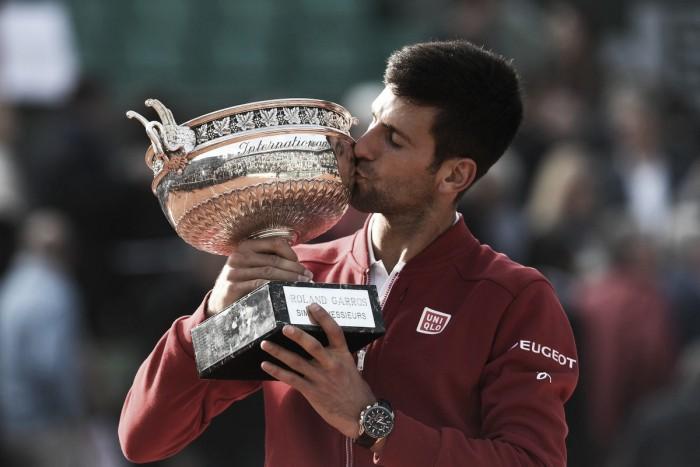 Roland Garros, il tabellone maschile: Djokovic con Nadal
