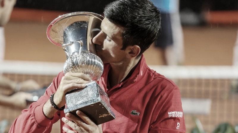 """Novak Djokovic es el """"Emperador de Roma"""""""