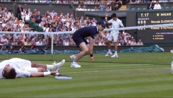 Djokovic vince, ma il vero eroe è Stepanek