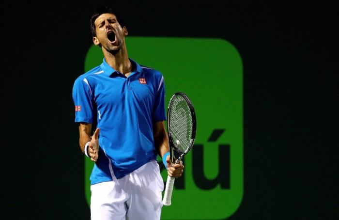 ATP Miami - Semifinali maschili: Djokovic trova Goffin, Kyrgios sulla strada di Nishikori
