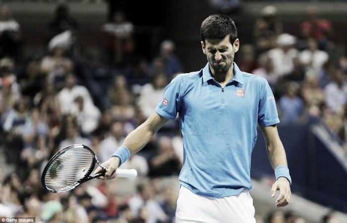 Djokovic terá de remover unhas do pé devido a lesão