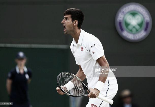 Wimbledon 2015: resumen del octavo día