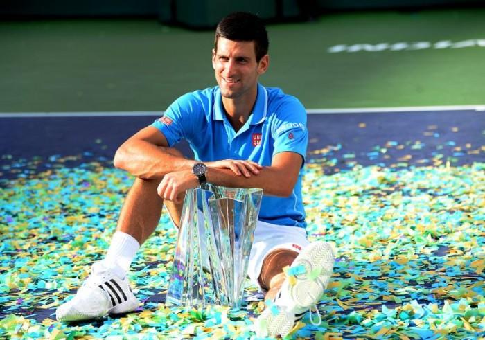 Djokovic, en busca de un nuevo récord