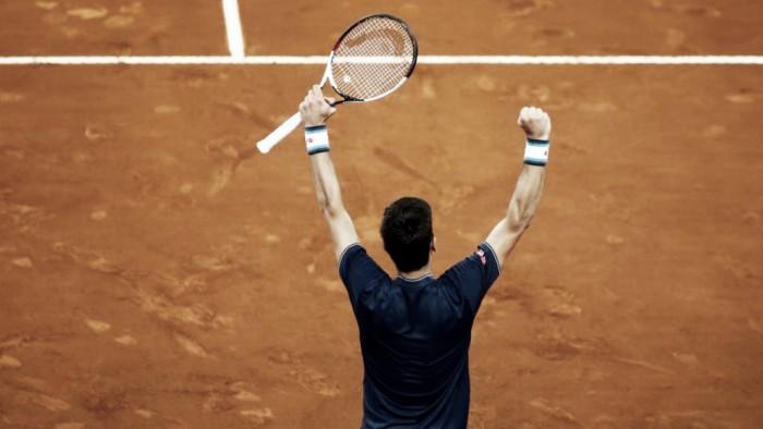 Djokovic avanza a la semifinal sin jugar