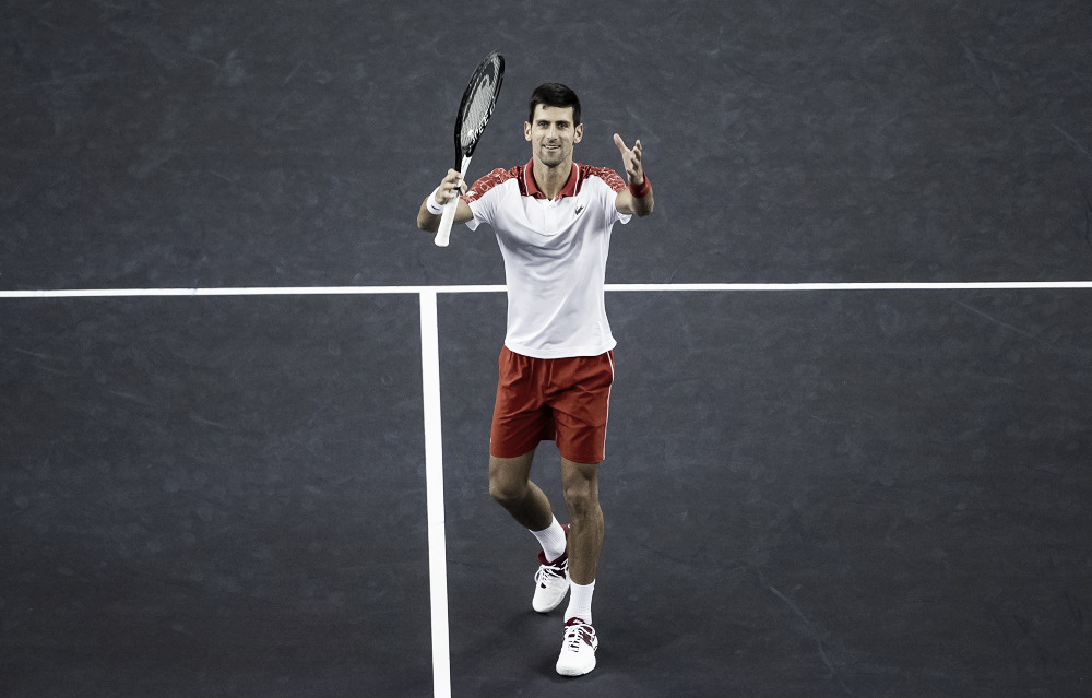 ATP Shanghai Novak Djokovic breezes past Alexander Zverev