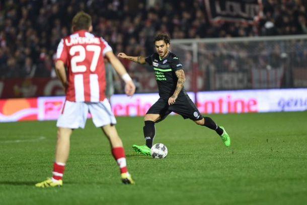Serie B, il Novara cala il tris a Vicenza