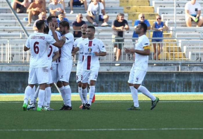 Il Trapani agguanta al 92' un ottimo pari: 2-2 al Piola di Novara