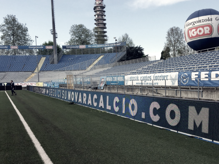 Serie B, Novara-Verona 2-2: pareggio pirotecnico al 'Piola'