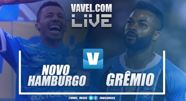 Resultado e gols Novo Hamburgo 0x4 Grêmio no Campeonato Gaúcho 2019