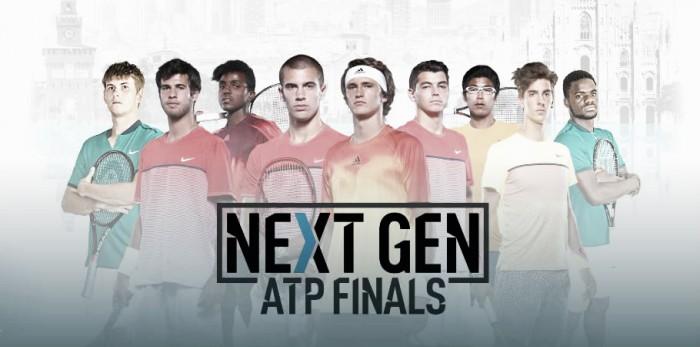 Milão será a sede para o NextGen ATP Finals em 2017