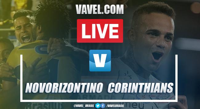 Gols e melhores momentos Novorizontino 1x1 Corinthians pelo Campeonato Paulista 2020