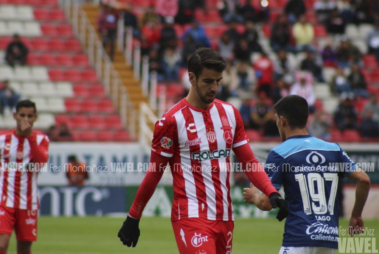 Reporte: Rodrigo Noya se sumará al Atlético de San Luis