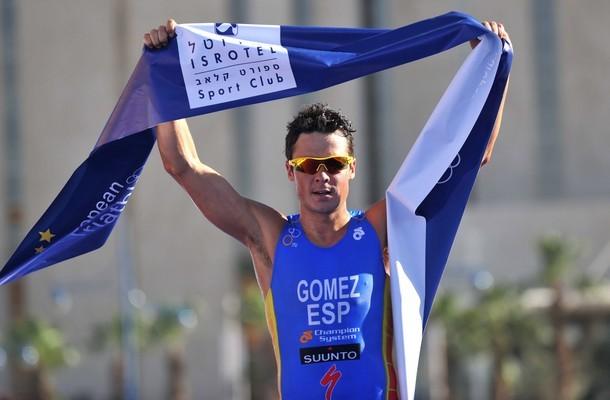 Javier Gómez Noya gana la plata. Así lo vivimos