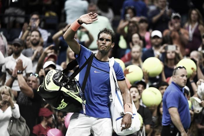 """US Open, Nadal: """"Triste per la sconfitta, Pouille da primi cinque"""""""