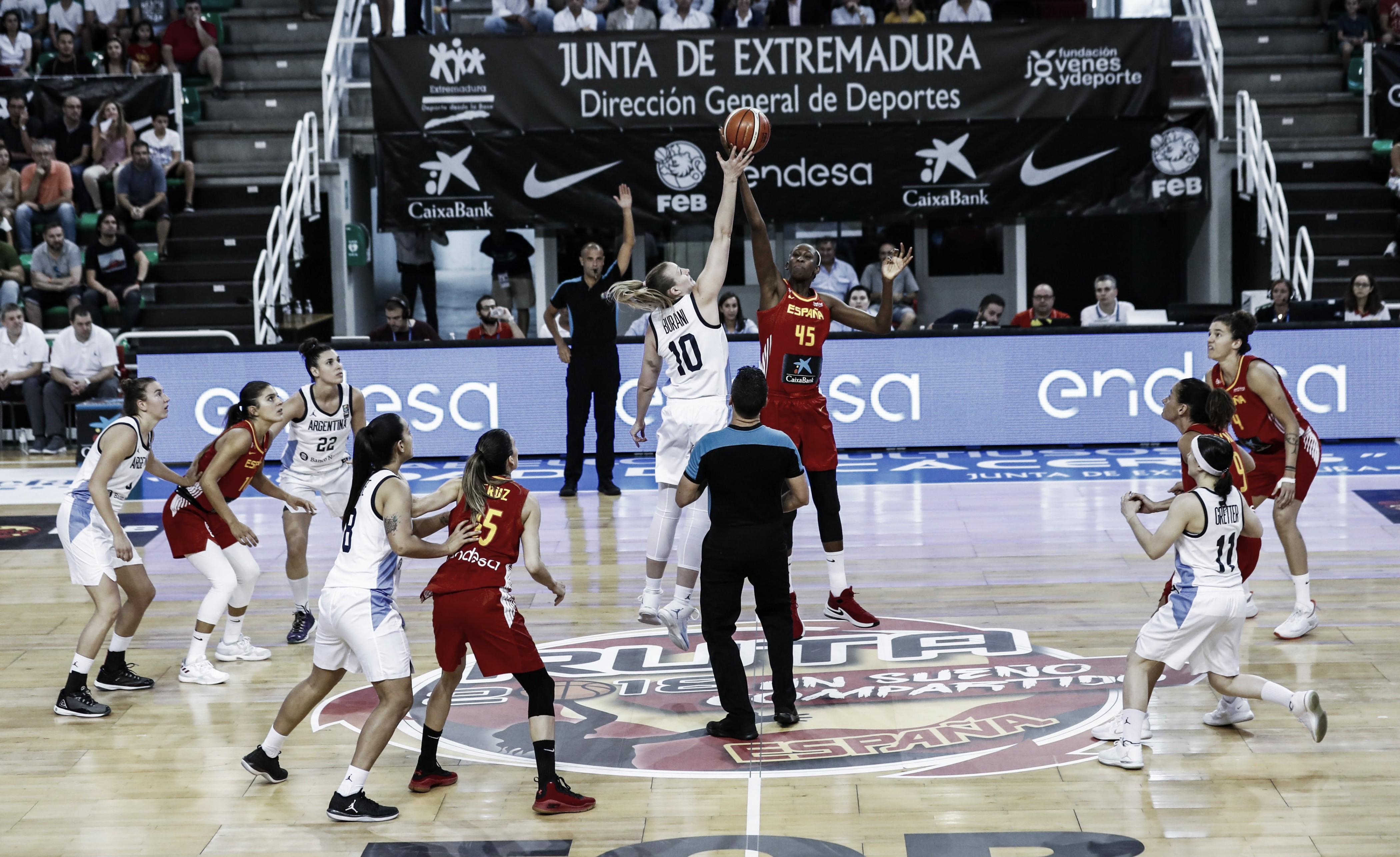 Las Gigantes: Torneo de Cáceres