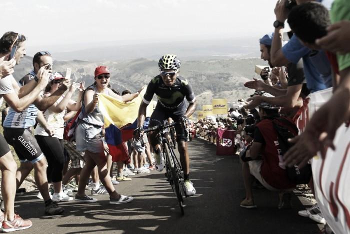 Vuelta 2016, Quintana trionfa a Lagos de Covadonga e torna in rosso