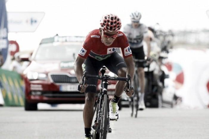 21a tappa Vuelta 2016: cronaca