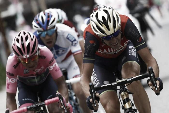 Giro d'Italia 2017, la resa firmata Quintana e Nibali