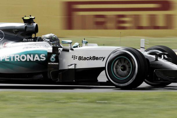 Nico Rosberg mantém domínio no terceiro treino livre para o GP do México
