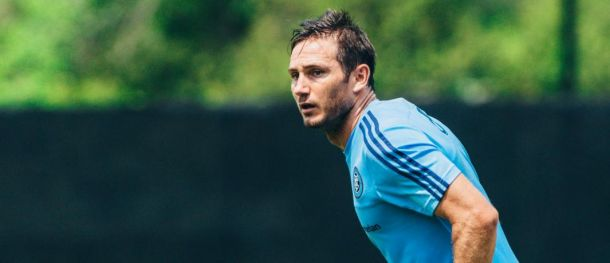 The Man in Seat 9: Why New York City FC Manager Jason Kreis Was Right To Rest Frank Lampard