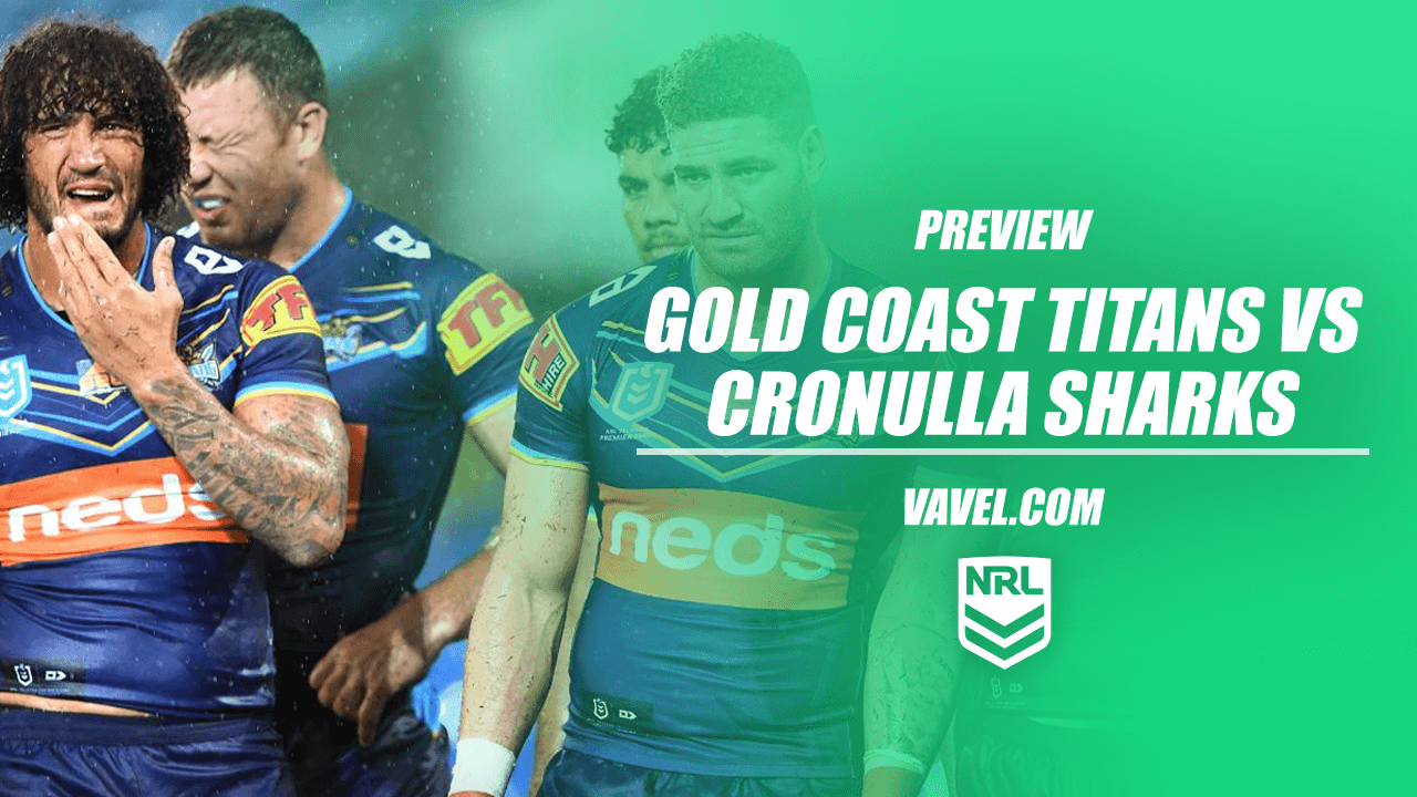 Gold Coast Titans vs Cronulla Sharks preview: Can the Sharks carry on form from Manly victory?