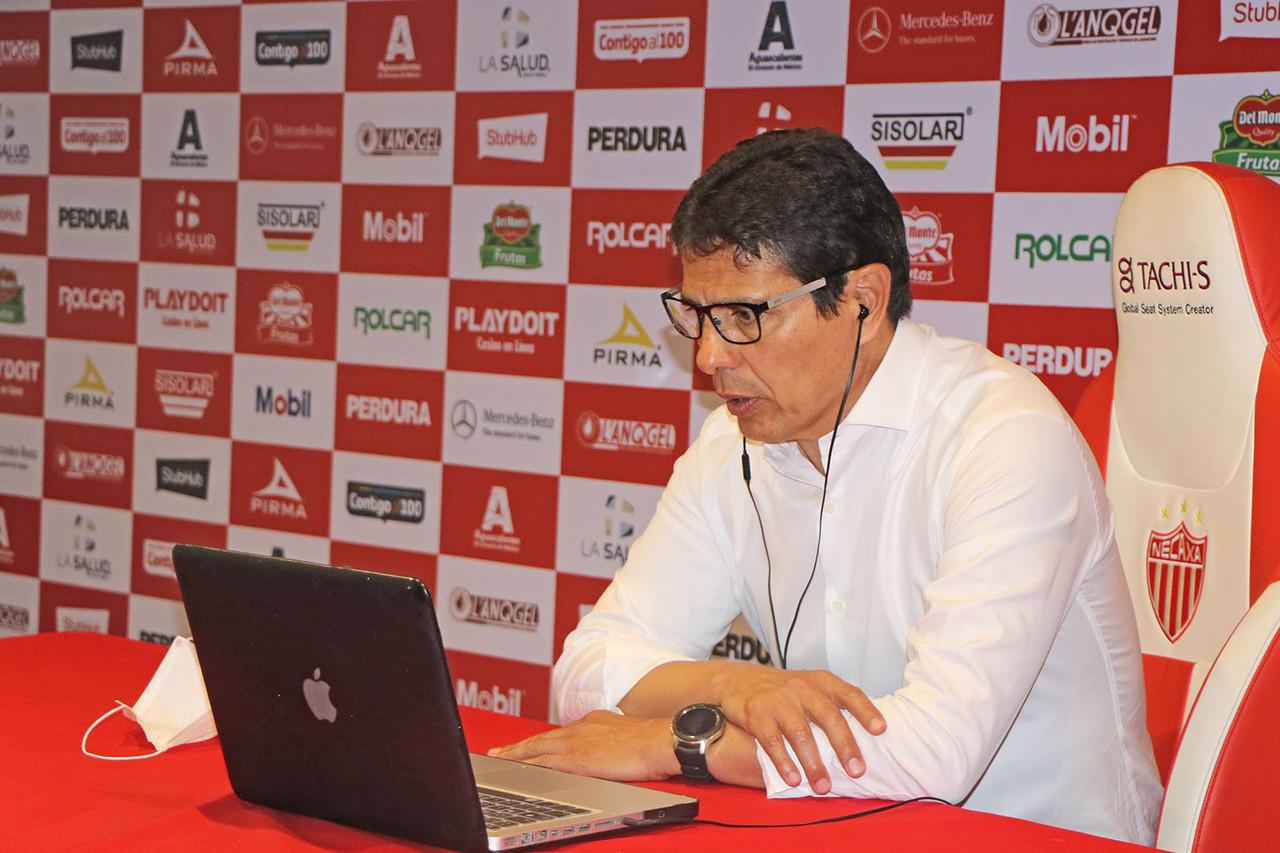 """Alfonso Sosa: """"Estamos en formación"""""""
