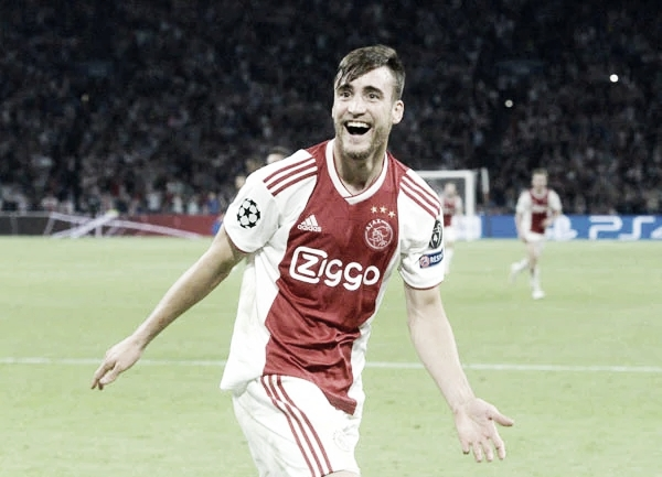 Nicolás Tagliafico se irá del Ajax