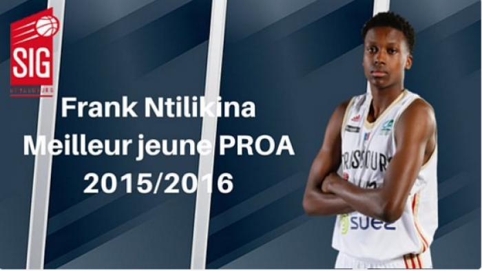 Frank Ntilikina, la dernière pépite de Strasbourg