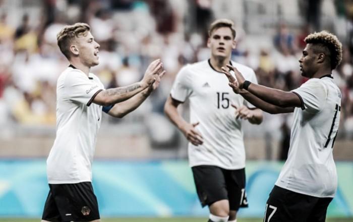Alemanha aposta em jovens prodígios para conquistar ouro olímpico após 40 anos