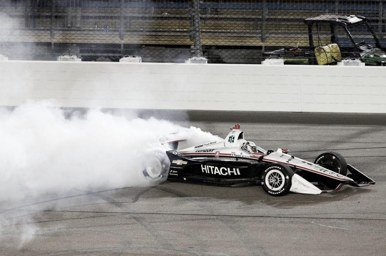 IndyCar: Newgarden domina en Iowa