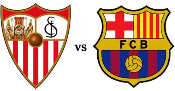 Live Séville - FC Barcelone, le match en direct
