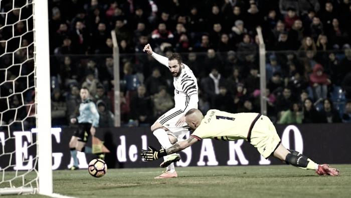 Serie A: la Juve espugna lo Scida. Mandzukic e Higuain stendono il Crotone (0-2)