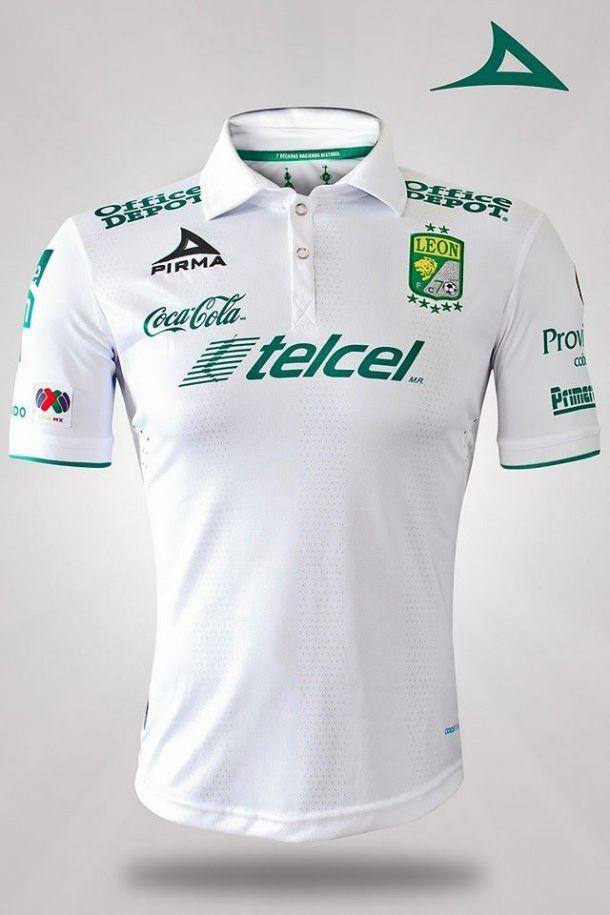 León también estrenará uniforme en la jornada 1